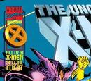 Uncanny X-Men Annual Vol 1 1995