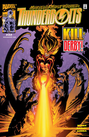 Thunderbolts Vol 1 32