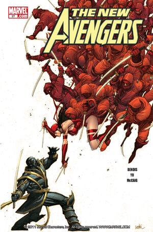 New Avengers Vol 1 27
