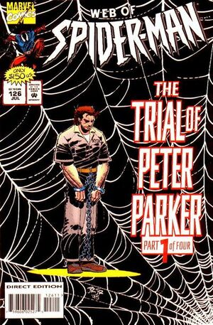 Web of Spider-Man Vol 1 126
