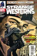 Marvel Westerns Strange Westerns Starring the Black Rider Vol 1 1