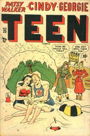 Teen Comics Vol 1 25