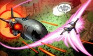Thunderbolts Vol 1 134 page - Melissa Gold (Earth-616)