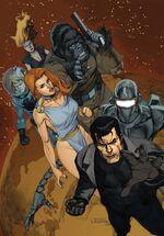 Agents of Atlas Vol 2 9 Textless