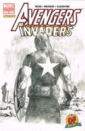 Avengers Invaders Vol 1 4 Variant Dynamic Forces