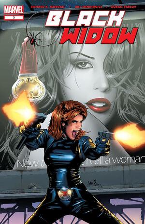 Black Widow Vol 3 3