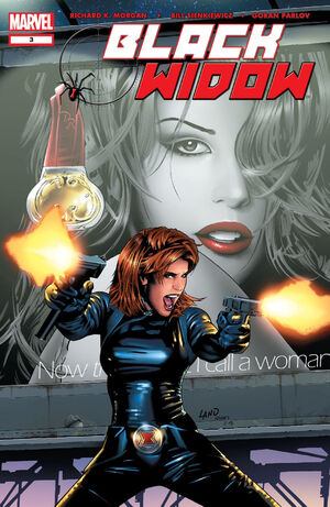 Black Widow Vol 3 3