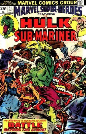 Marvel Super-Heroes Vol 1 51