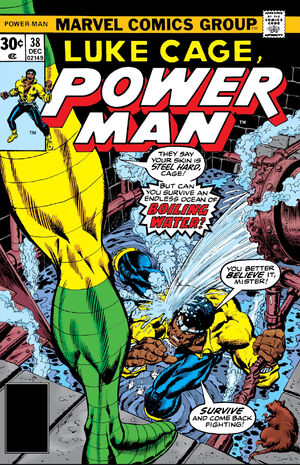 Power Man Vol 1 38