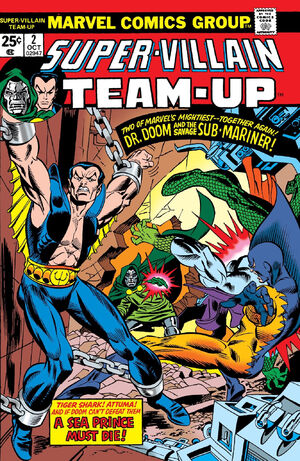 Super-Villain Team-Up Vol 1 2