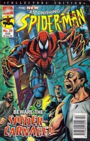 Astonishing Spider-Man Vol 1 39