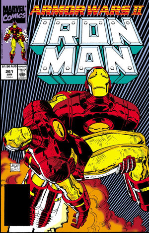 Iron Man Vol 1 261