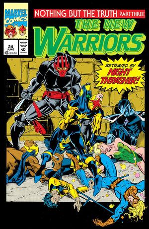 New Warriors Vol 1 24