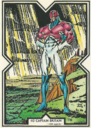 Brian Braddock (Earth-616) from Excalibur Trading Cards 0001