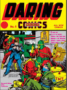 Daring Mystery Comics Vol 1 4