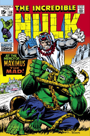 Incredible Hulk Vol 1 119