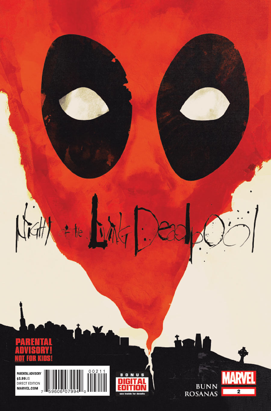 Image result for night of the living deadpool