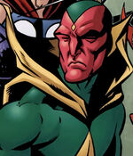Vision (Earth-20051) from Avengers & the Infinity Gauntlet Vol 1 1 0001