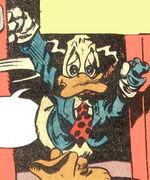 Howard the Duck (Earth-77606) Howard the Duck Newspaper Strip 1977