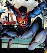 Spider-Man 2099 from Superior Spider-Man