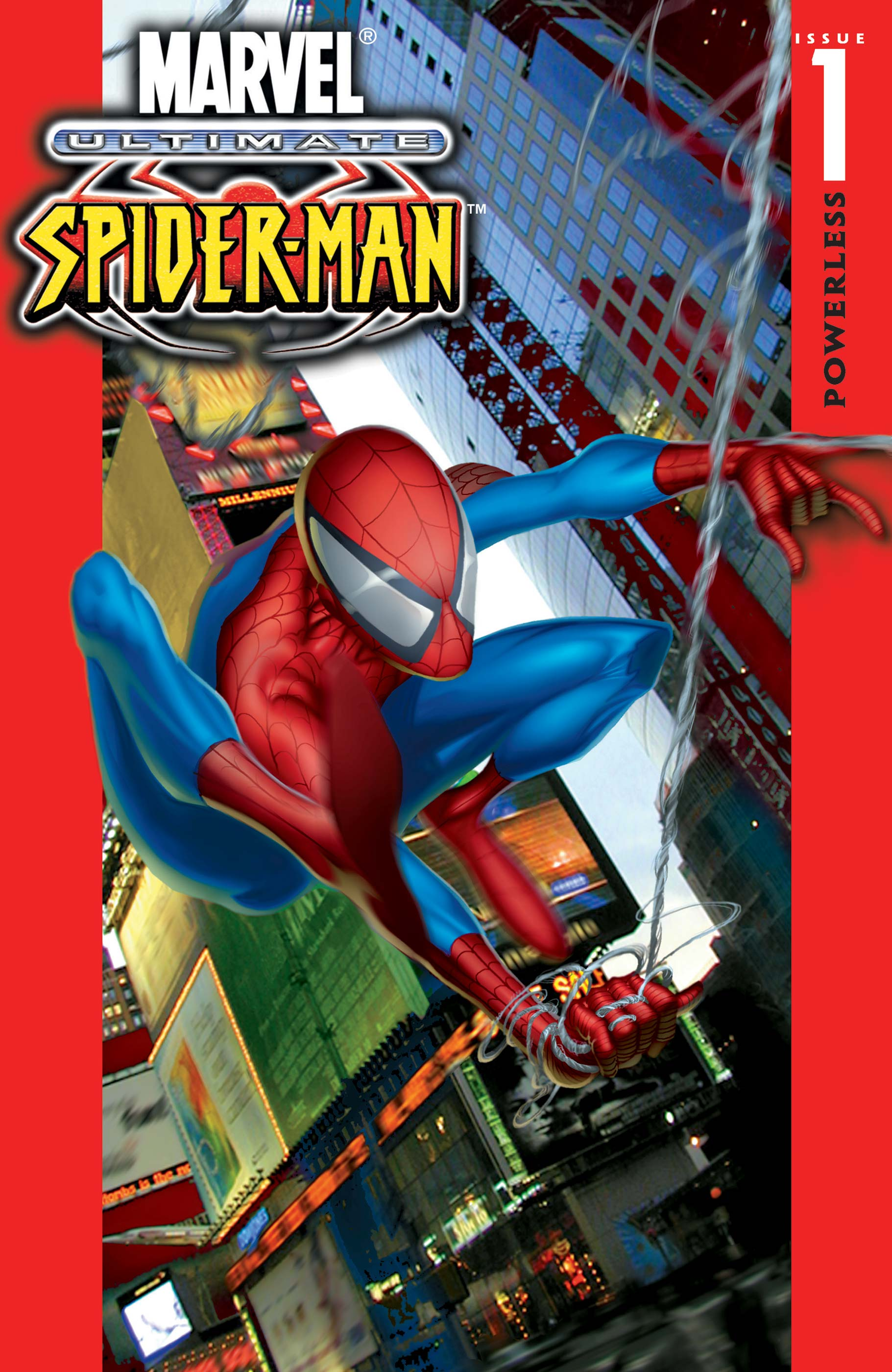 Ultimate spider man comic - photo#54