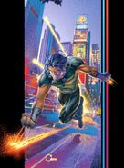 Ultimate X-Men Vol 1 1 Textless