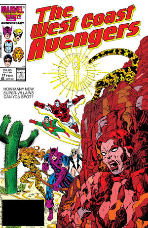 West Coast Avengers Vol 2 17
