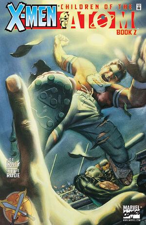 X-Men Children of the Atom Vol 1 2