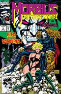 Morbius The Living Vampire Vol 1 9