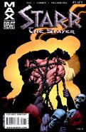Starr the Slayer Vol 1 1