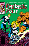 Fantastic Four Vol 1 260