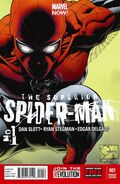 Superior Spider-Man Vol 1 1 Quesada Variant