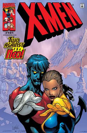 X-Men Vol 2 101
