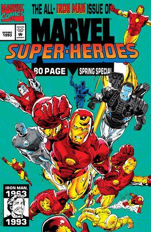 Marvel Super-Heroes Vol 2 13