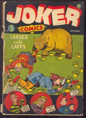 Joker Comics Vol 1 3