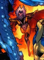Magique (Earth-41001) from X-Men The End Vol 3 3 0001