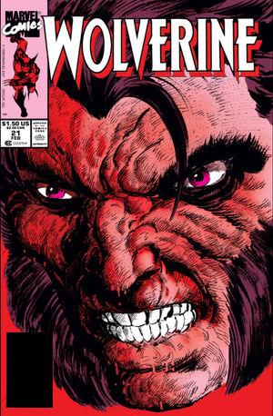 Wolverine Vol 2 21