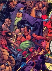 Zodiac (Ecliptic) (Earth-616) from Alpha Flight Vol 2 12 001
