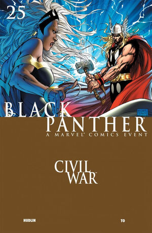 Black Panther Vol 4 25