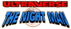 The Night Man (1993) Malibu Logo
