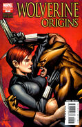 Wolverine Origins -09 - Cover 01 - Variant