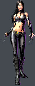 Laura Kinney (Earth-30847) from Marvel vs Capcom 3 Fate of Two Worlds 0001