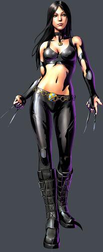 Laura Kinney (Earth-30847) | Marvel Database | Fandom ... X 23