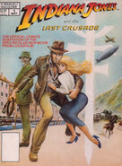 Indiana Jones and the Last Crusade Vol 1 1