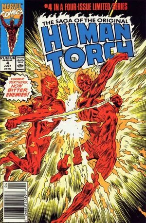 Saga of the Original Human Torch Vol 1 4