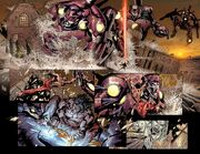 X-Men Messiah Complex Vol 1 1 page --