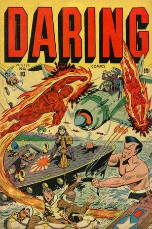 Daring Comics Vol 1 10