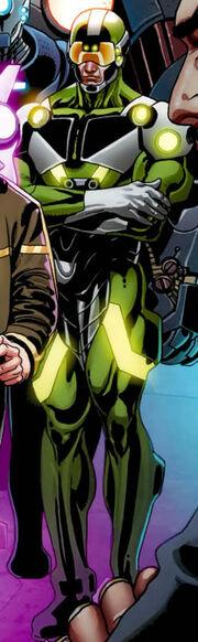 David Cannon (Earth-616) from Invincible Iron Man Vol 1 513