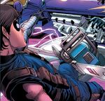 James Buchanan Barnes (Earth-11131) from M.O.D.O.K. Assassin Vol 1 5 0001