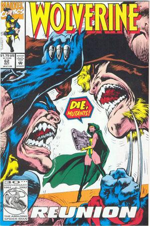 Wolverine Vol 2 62